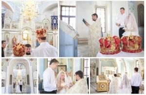 Венчание Покровский собор Сарапул Удмуртия фотограф Александр Морозов
