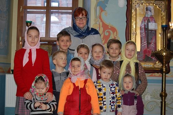 Поздравления учителям воскресной школы